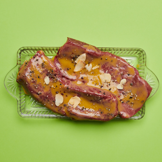 Grill mézes-mustár ANGUS marha szelet