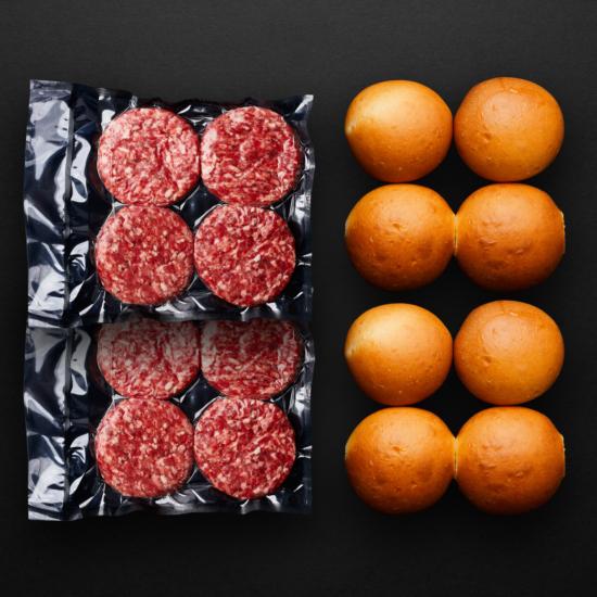ZING Burger csomag 8 főre
