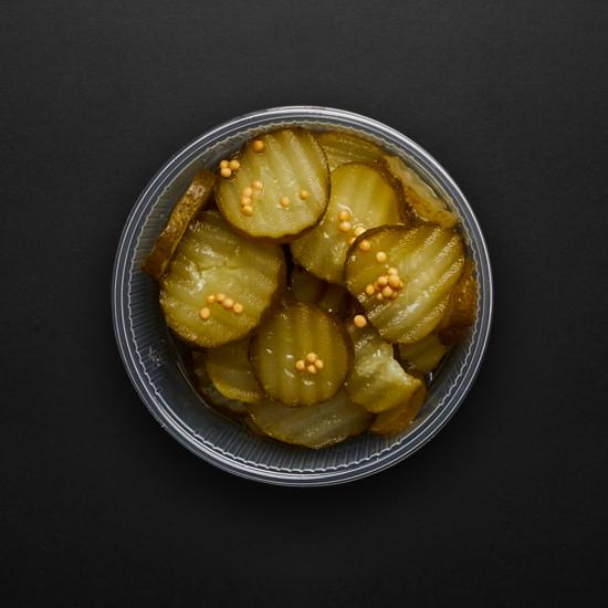 Savanyú uborka 120 gr (4-8 hambira)